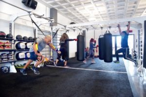 Dynamic Fitness Training Solution, Gym Rax