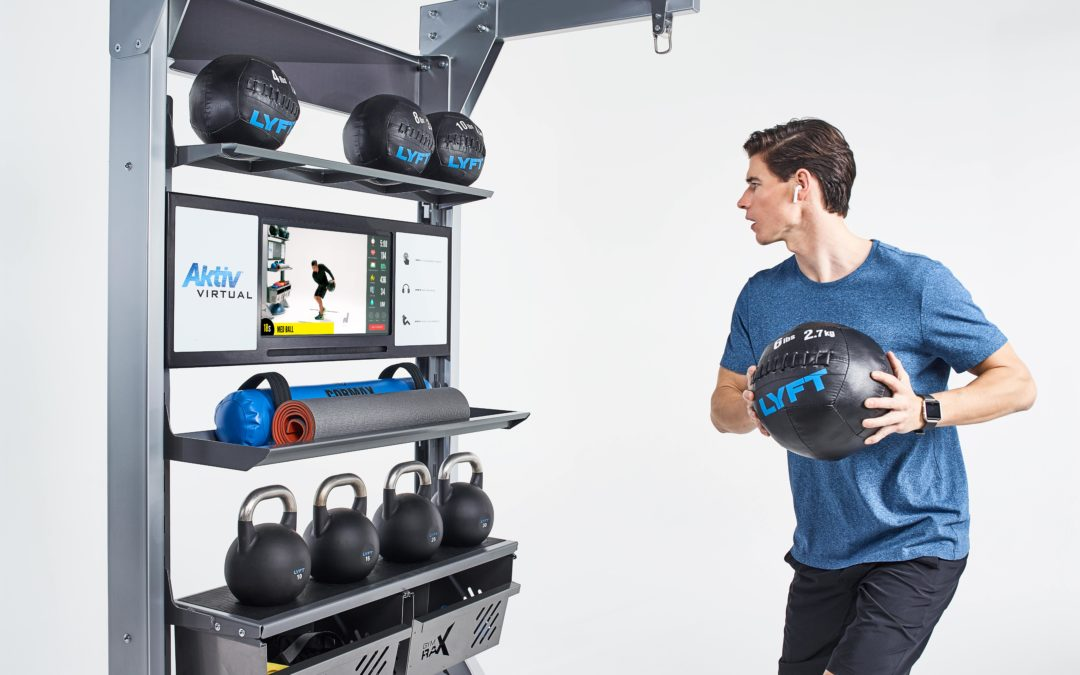 Aktiv Pushes Health Clubs Into The Future