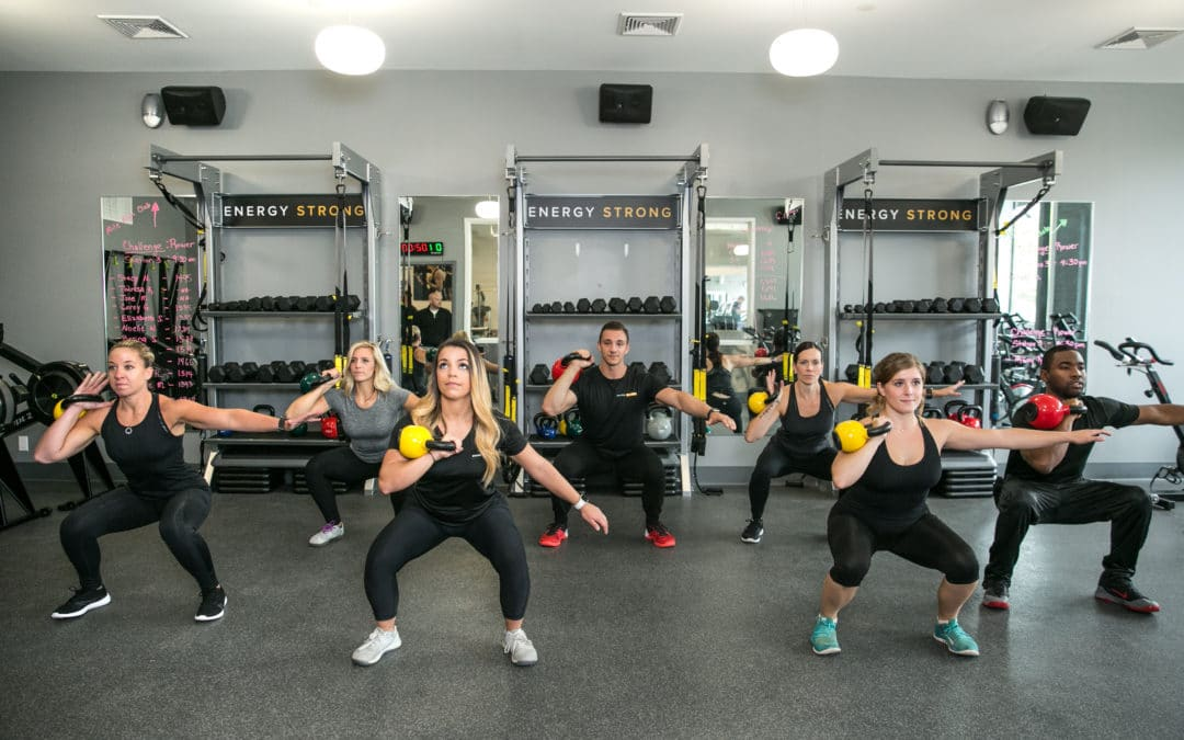 The Social Movement in Functional Fitness