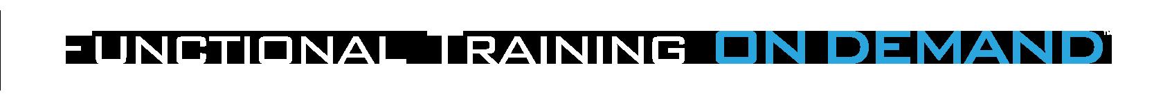 AKTIV Virtual | Functional Training ON DEMAND™