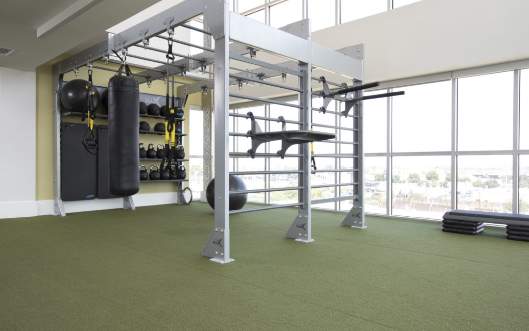 Flooring is a Vital Piece of Functional Fitness Equipment