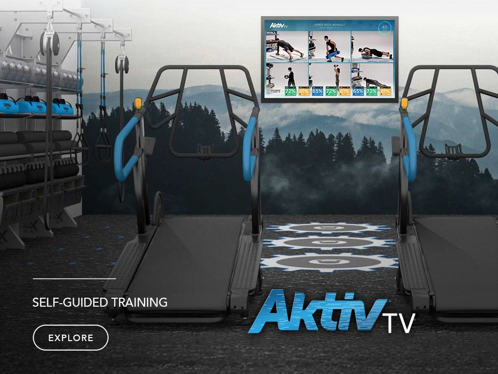 Aktiv TV - Self-Guided Training