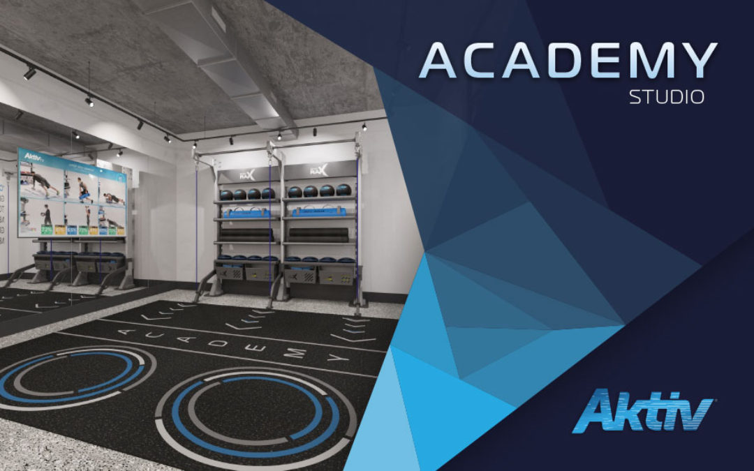 AKTIV LAUNCHES ACADEMY STUDIO