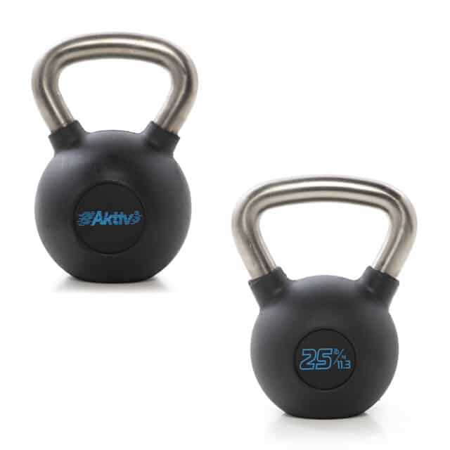Aktiv Kettlebell set for home gym or health club