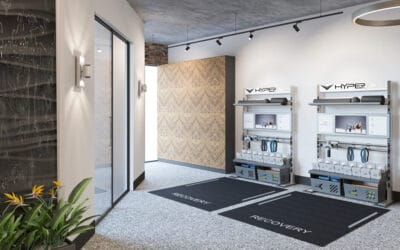 Hyperice and Aktiv SolutionsTeam to Design Recovery Spaces forHotels and Amenities Worldwide